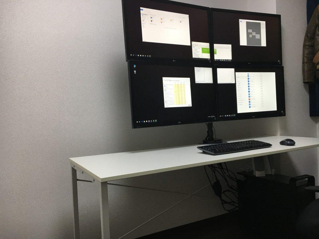 マルチディスプレイはアリ ナシ 2画面と4画面の違い おすすめ