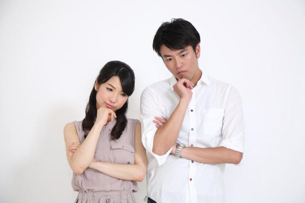 立ち会い出産の定義を夫婦間で話す