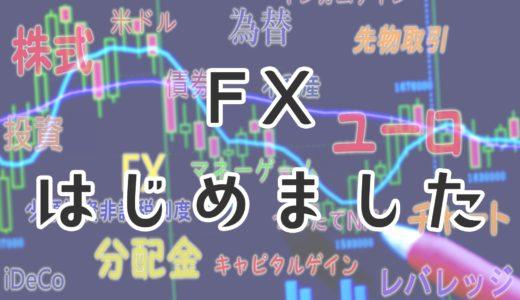 【FXトレード日記】トレーダー歴1日